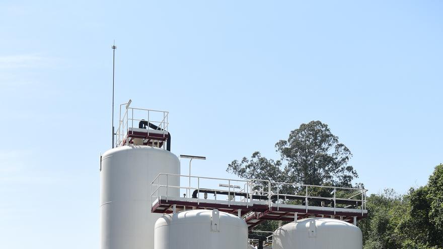 Cogersa adjudica en 1,2 millones la ampliación de su planta de tratamiento de lixiviados