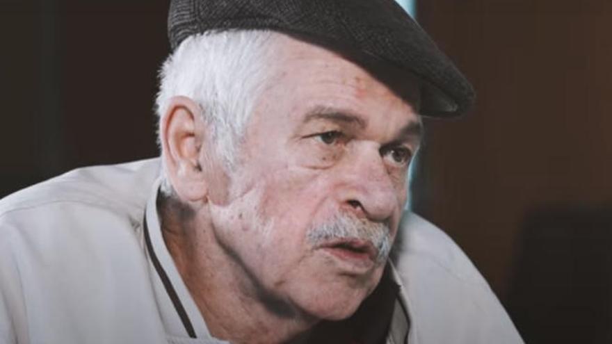 La serie 'Palabras mayores' lanza su segundo capítulo, dedicado a Ángel Sánchez