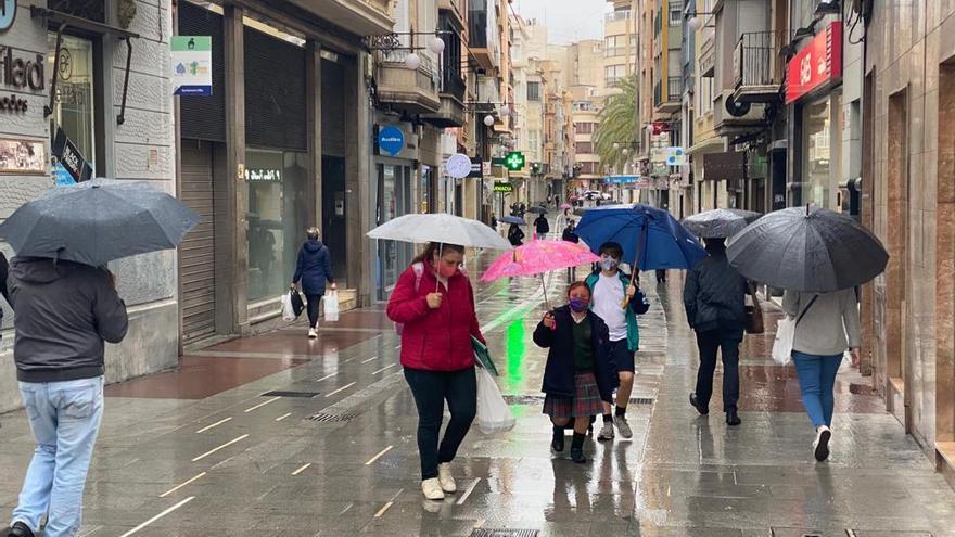 Protección Civil y Emergencias alertan por lluvias intensas y tormentas en el este peninsular