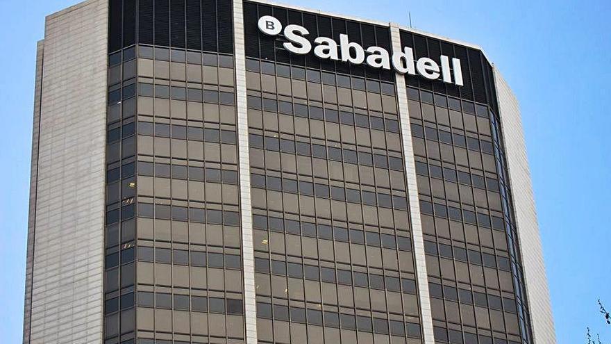 Els beneficis del Sabadell es desplomen el 2020 el 99,7% fins als 2 milions d'euros