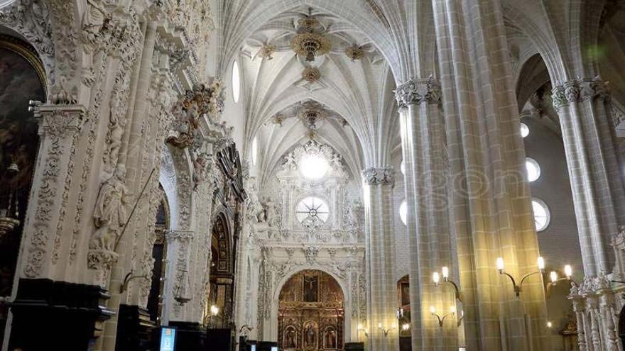 La Seo de Zaragoza, elegida como la catedral más bonita de España por los viajeros de Lonely Planet