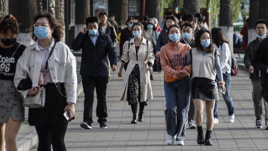 Una ciudad china hará test a 9 millones de habitantes