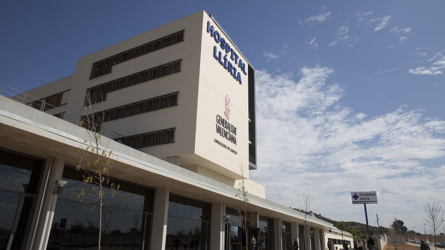 Fallece un enfermero del Hospital de Llíria con covid tras permanecer 40 días ingresado en la UCI