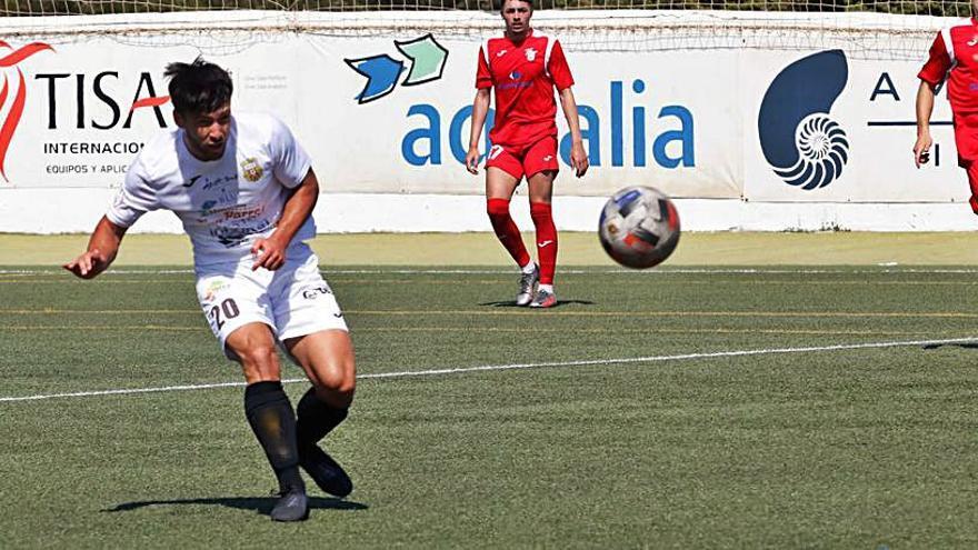 La Peña Deportiva empata 1-1 en casa en el duelo ante el Prat