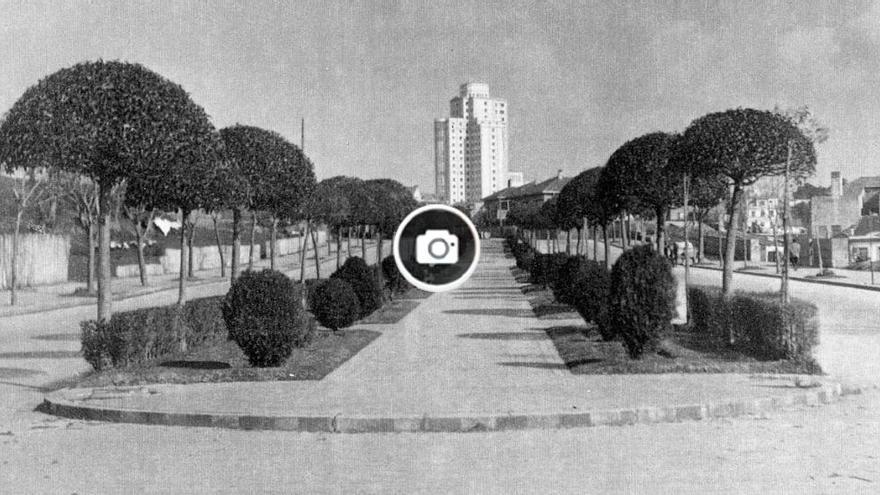 El Xeral, el primer rascacielos de Galicia
