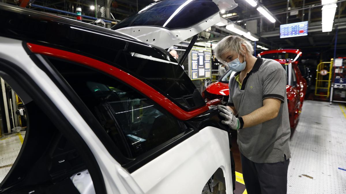 La producción industrial cae un 6,2% en Canarias en noviembre