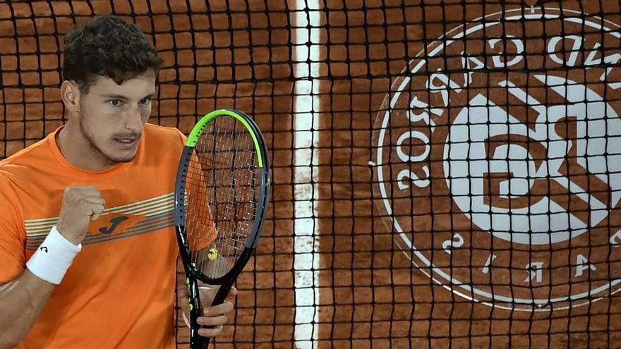 Carreño se cita con Djokovic en cuartos de Roland Garros