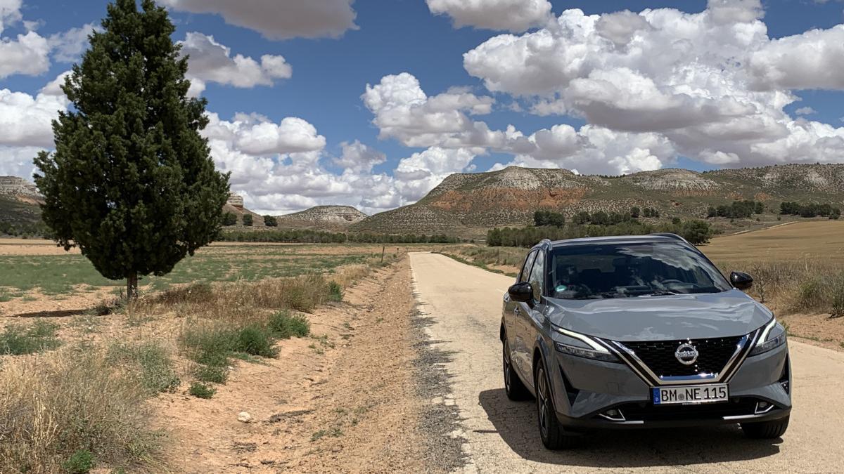 Nuevo Nissan Qashqai 2021: mejor en todos los sentidos