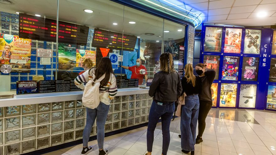 Los cines Axion, IMF y Colci cierran temporalmente sus salas