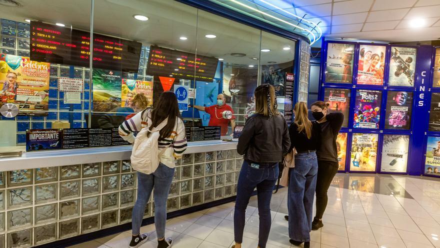 Reabren los cines IMF en Orihuela, Finestrat, Ondara y Torrevieja