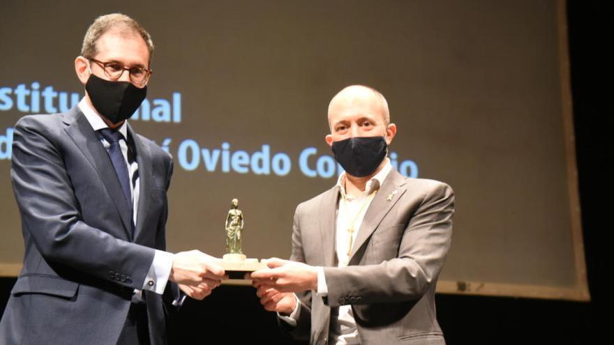Valenti Oviedo defensa la cultura per a tothom i lloa el model de treball d'El Galliner