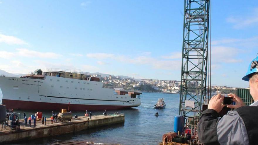 "Un fallo del Tribunal de Luxemburgo sobre el ""tax lease"" devuelve la incertidumbre al naval"
