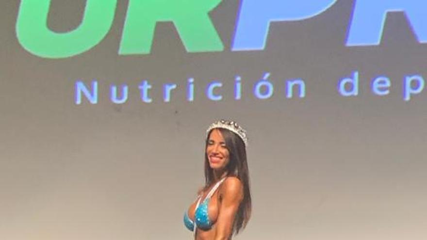 """Una """"queen"""" del fitness en Candás"""