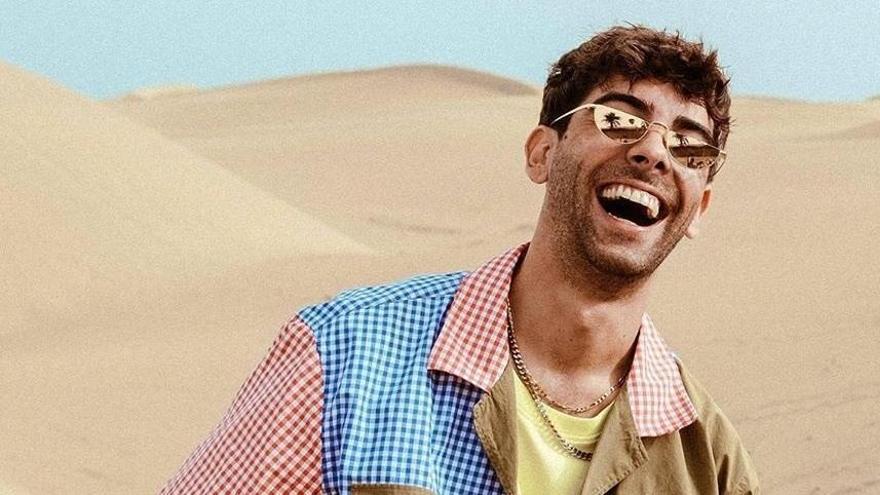 """Don Patricio: """"Quiero que mi música haga feliz a la gente y se olvide del bicho un rato"""""""