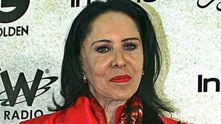 Fallece la actriz y política mexicana Lilia Aragón