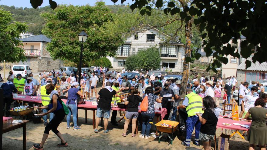 Las migas de pastor recuperan los sabores de Porto