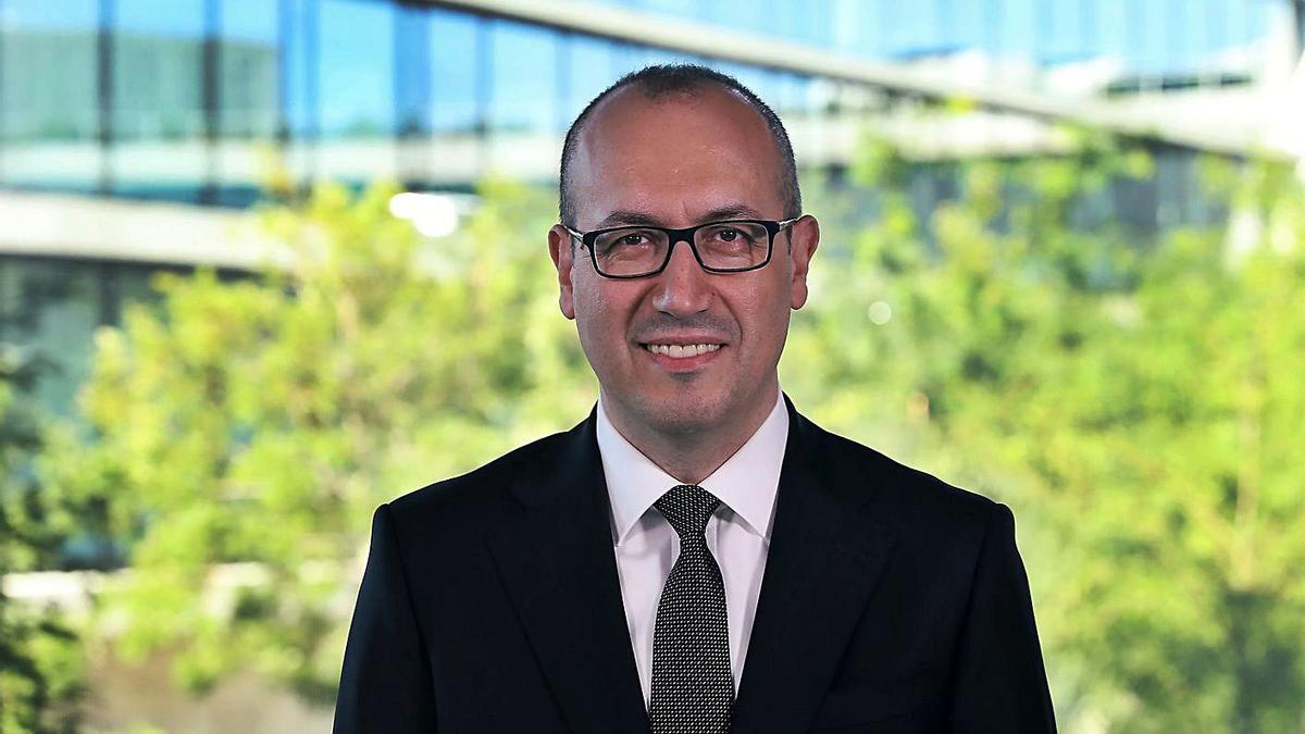 El consejero delegado de BBVA, Onur Genç. | EUROPA PRESS