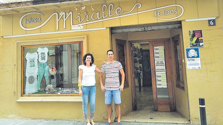 Miralles Mateu, més d'un segle de comerç a Pego