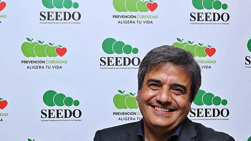 Francisco Tinahones: «La reducción de la actividad física por la pandemia puede provocar más infartos e ictus»