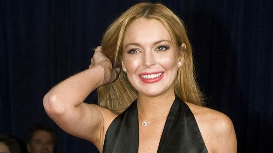 Lindsay Lohan regresa a la televisión para 'vengarse' de Asthon Kutcher