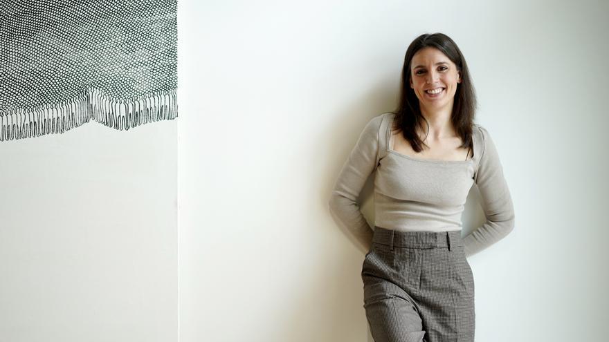 """Irene Montero: """"El permiso de maternidad tiene que ampliarse a seis meses"""""""