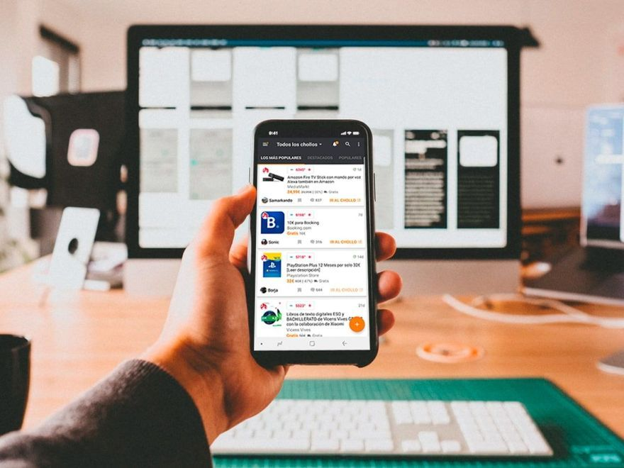 ¿Conoces la plataforma que te encuentra las mejores ofertas de internet?