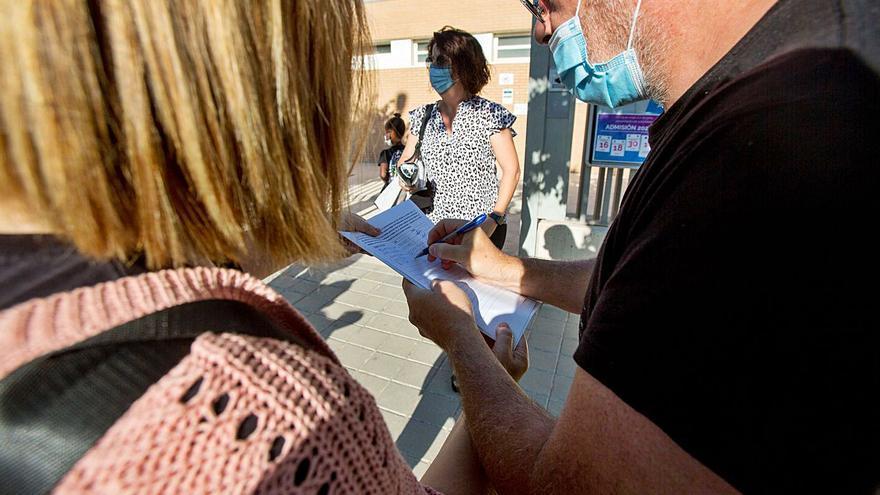 El padre que denunció a dos docentes de Alicante por el valenciano declinó que le tradujeran el plan lingüístico