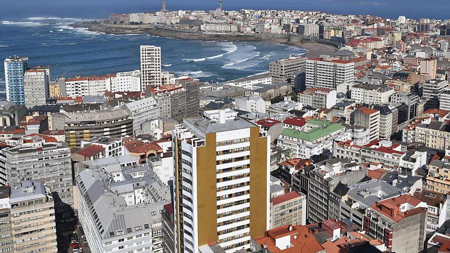 Galicia liderará el incremento de la compra de viviendas este año y el 'stock' caerá a mínimos