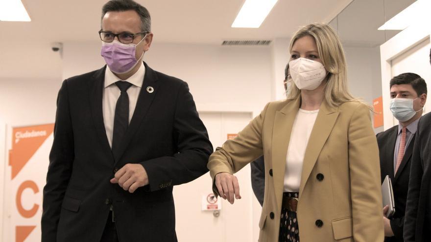 """Cs y PSOE anuncian una """"auditoría integral"""" en el Ayuntamiento de Murcia para cerrar los """"chiringuitos políticos"""""""