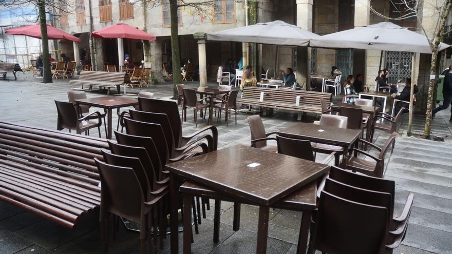 El área de Pontevedra roza los 100 ingresos por COVID y supera los 1.400 casos activos