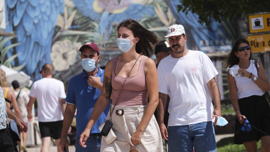 Tenerife registra un fallecido y 35 casos Covid este martes