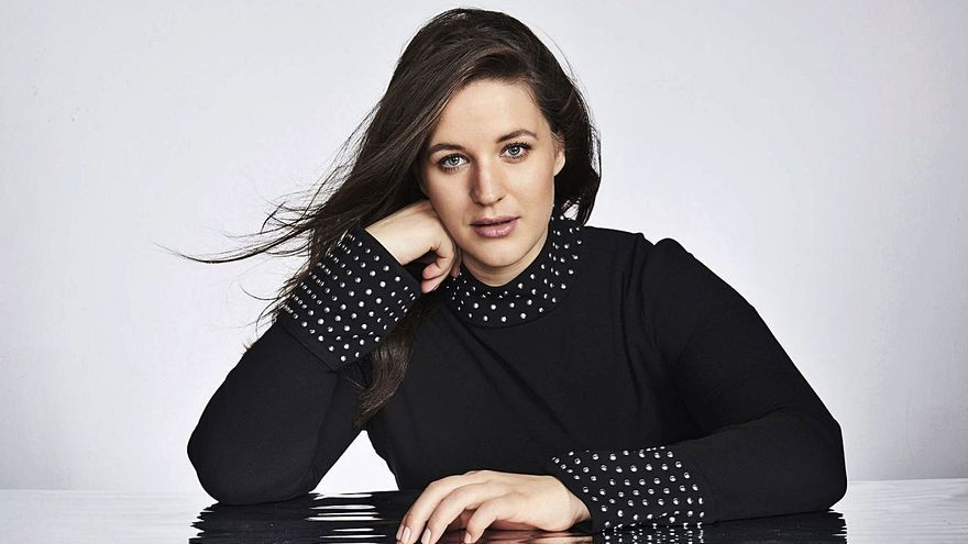 La soprano noruega Lise Davidsen inaugura hui el cicle 'Les Arts és Lied'