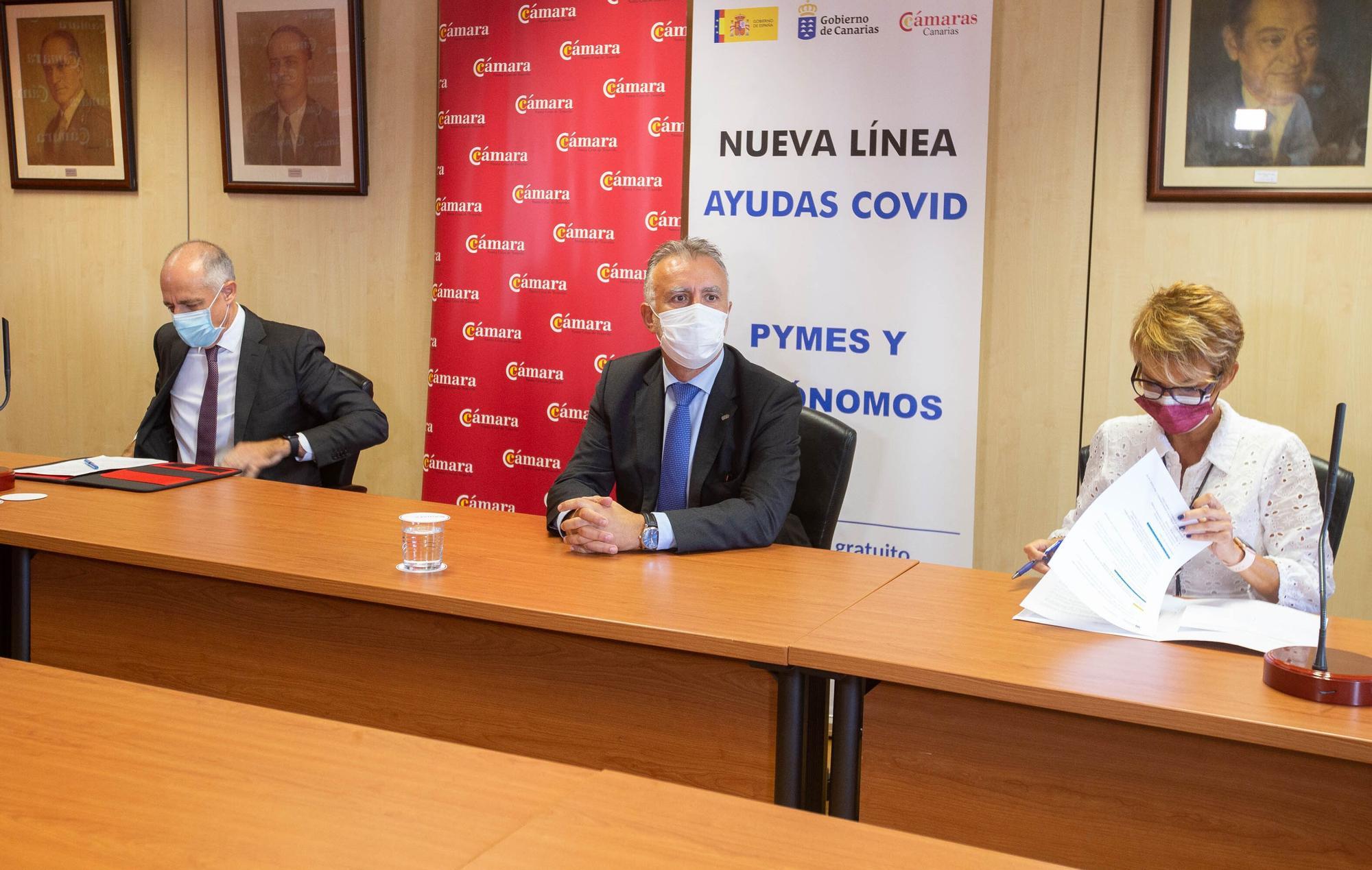 Convocatoria de ayudas para pymes en Canarias