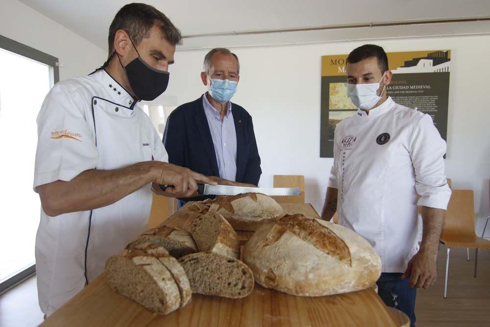 Pan cordobés de la edad media