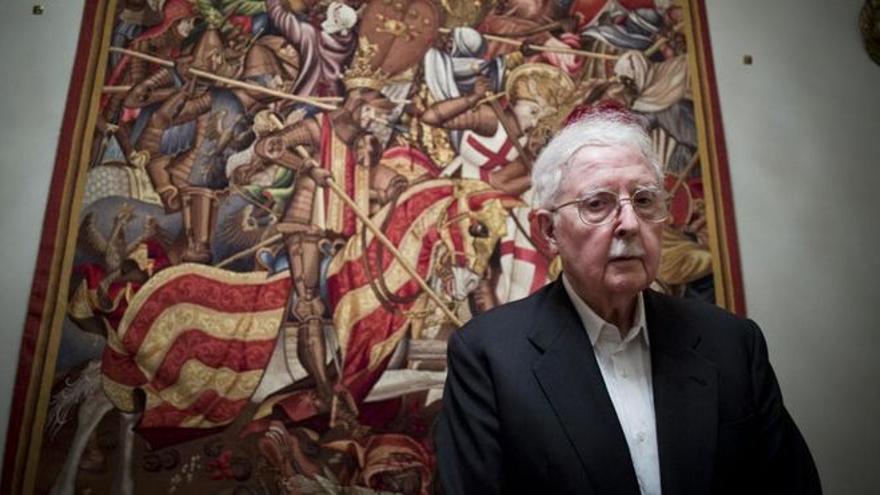 Benidorm rinde homenaje a Pere Maria Orts i Bosch en el centenario de su nacimiento