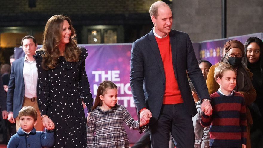 El príncipe Luis de Inglaterra, reclamo de la moda zamorana