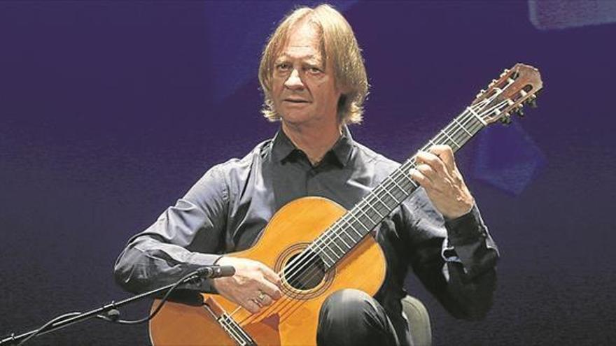 David Russell, un intérprete brillante y versátil