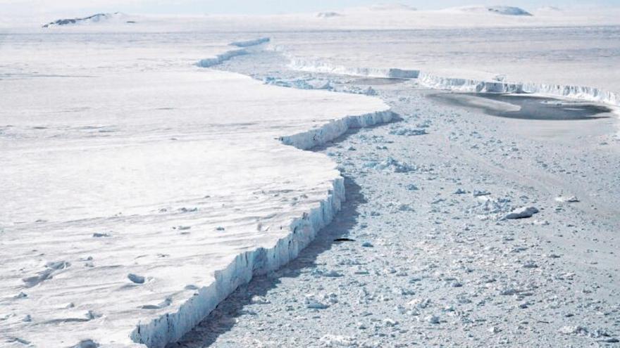 Un glaciar gigante de la Antártida se derrite ¿qué sucederá?