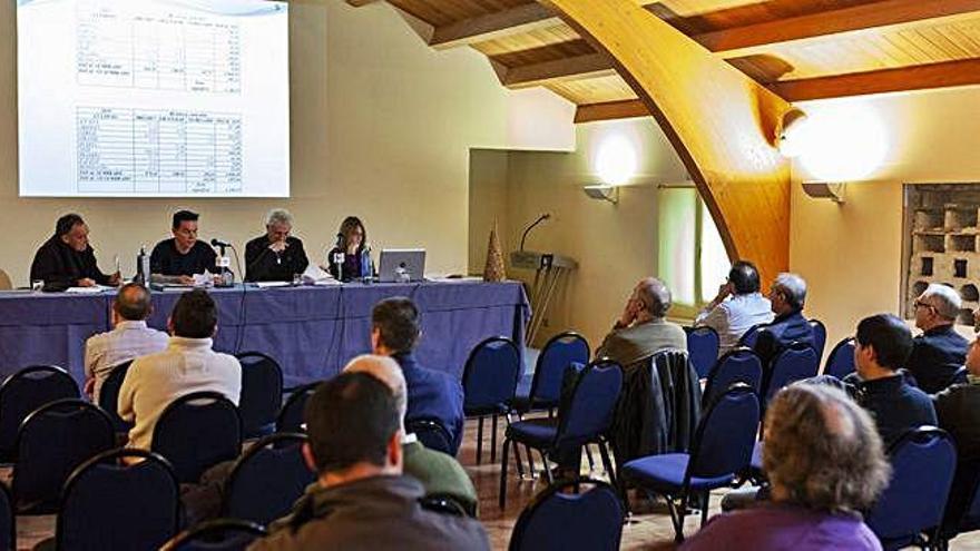 El Canal de San Frontis aprueba una subida de algo más del 10% en el canon de riego de 2020