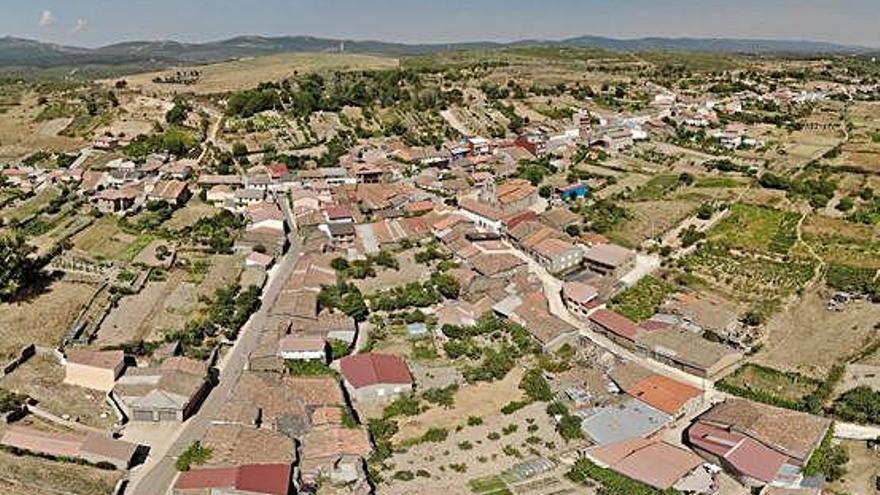Vista panorámica de Las Figueruelas.