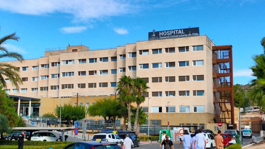 El Hospital de Elda cambia de imagen