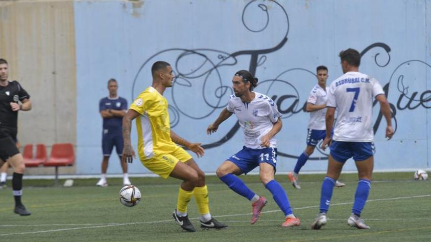 Majestuosa remontada del San Fernando en el Juan Guedes (3-4)