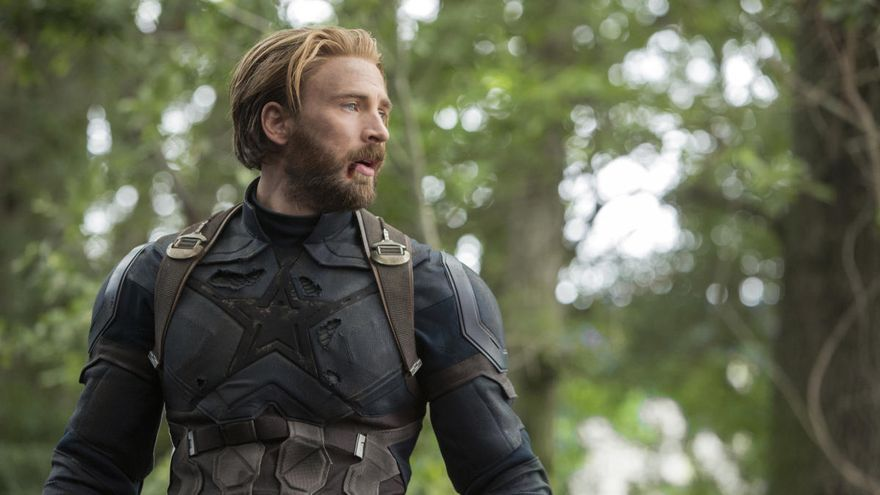 Chris Evans dice adiós para siempre al Capitán América