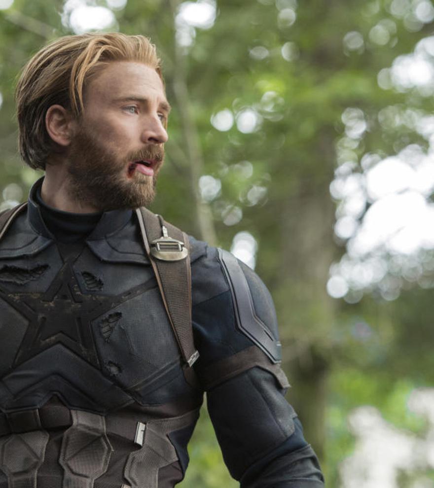 ¿Quieres ponerte como Chris Evans en el Capitán América?