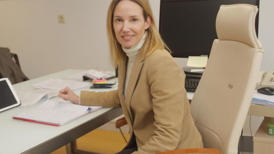 Marta Fernández-Tapias, nueva delegada territorial de la Xunta en Vigo