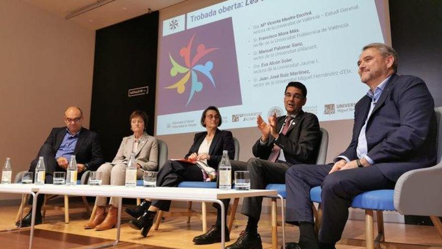 """Las universidades urgen una financiación que garantice su """"sostenibilidad"""""""
