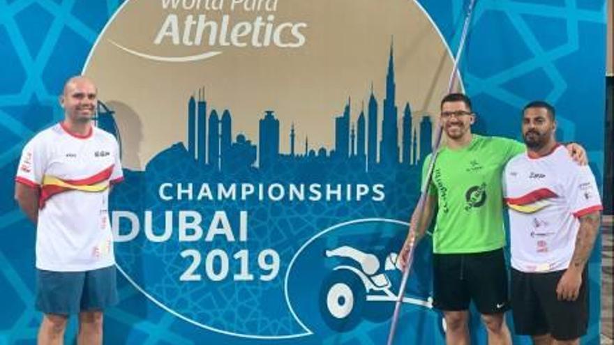 Atletismo Turno para Kim López en el Mundial