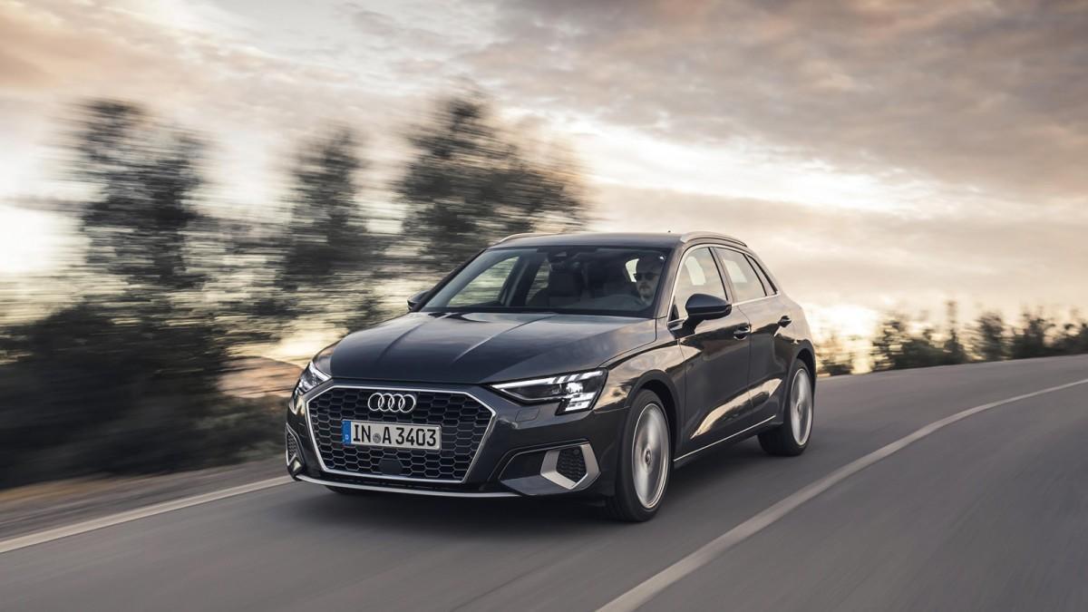 El nuevo Audi A3 estrena motor microhíbrido