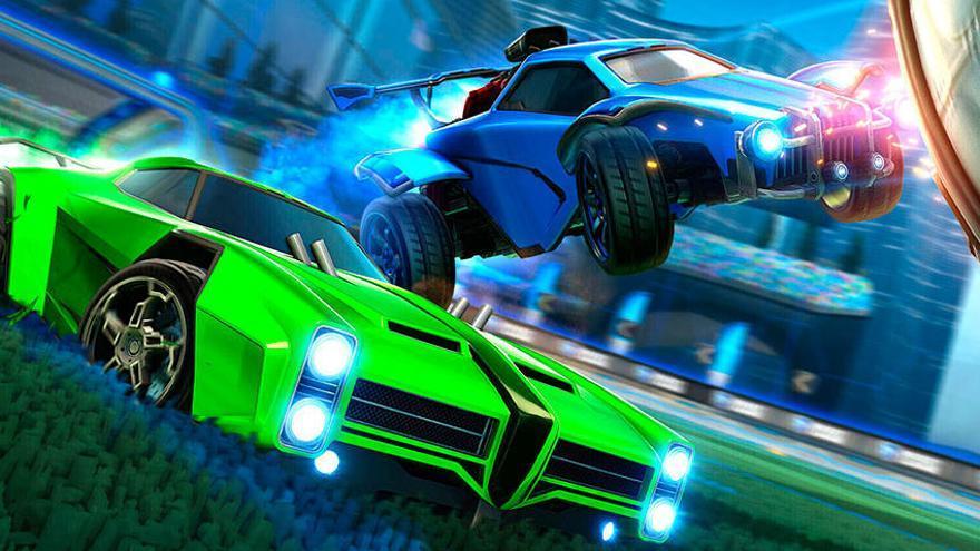 'Rocket League' no tendrá mejoras de rendimiento en PS5, solo en Xbox Series