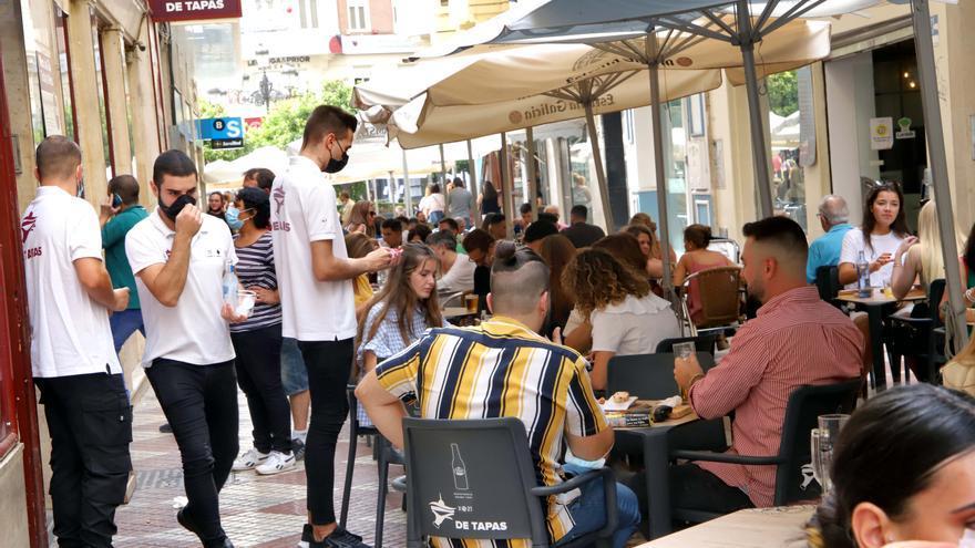La hostelería andaluza encara la recuperación «debilitada»